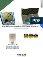 Spectran3000-E