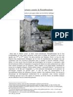 Marc DURET, Le sanctuaire samnite de Pietrabbondante. Des influences grecques dans un territoire italique, 2010.