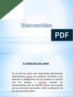 Tema 1 - DERECHO DEL MAR