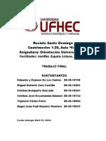 TRABAJO FINAL GRUPAL ORIENTACION UNIVERSITARIA
