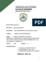 Informe de Investigacion Software de Simulación