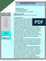 [Sociologie Pilosophie] COMPRENDRE Michel FOUCAULT