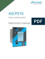 AQ-P215-Instruction-manual-v2.01EN