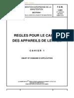 Règles_Calcul_Appareil_Levage_1998