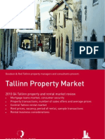 Tallinn Real Estate Market Review December 2010 Q4