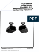 2098-9650 Installation & Operating Manual