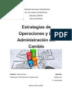 Modulo I - Estrategias de Operaciones y la Administración del Cambio-Informe.pdf