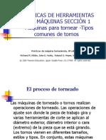TIPOS DE TORNO 18