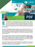 Teletrabajo en Ecuador - Abg. Dario Egas Pazmiño