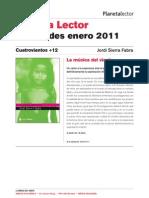 Boletín Planeta lector enero 2011