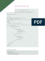 ASP.net Calender Examples