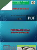 2.PROPIEDADES DE LAS DISCONTINUIDADES