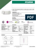 P23342-LED EMERG R1 2X1.6W