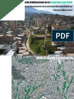 Juan Bobo - Consolidación habitacional y recuperación ambiental de la quebrada Juan Bobo. Ing. Francesco Orisini