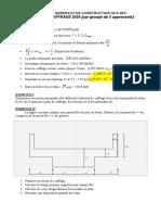 ENSP_GCU4projet COFFRAGE 2020