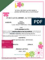 PORTAFOLIO-FILOSOFIA LCDA. NELLY