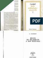 Georges Gurdjieff - Recits de Belzebuth a Son Petit-fils - Tome 2