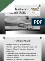 2. Escala de ideación suicida (SSI)