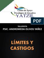 LIMITES Y CASTIGOS