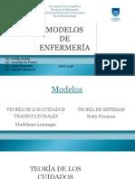 Modelos de Enf
