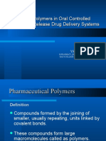 Abot Bpolymers in Pharmacy