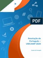 Prova-UNICAMP-2020-Português-Correção-ok-ok