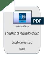 9AnoLPAluno2Caderno