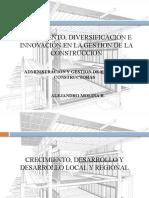 11.- innovación en la gestion de las construcción