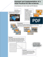 Virtual Laboratory Poster