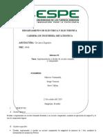 Informe Comparador de Magnitur - circuitos digitales