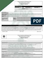 Reporte Proyecto Formativo Reconocimiento Procesos