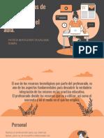 CARACTERISTICAS DE LAS TAC Y SU APLICACIÓN EN EL AULA