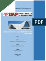 Las Aproximaciones a la Arquitectura Moderna.docx