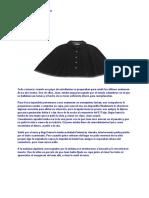 La capa del estudiante