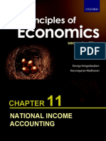 Chapter 11 - national income calculation