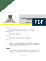 GMR-PD-06 Reparacion y Reconstruccion de Viviendas V1 01082014.docx