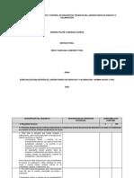 AA10-3 MATRICES PARA VERIFICACIÓN Y CONTROL DE REQUISITOS TÉCNICOS EN LABORATORIOS DE ENSAYO O CALIBRACIÓN.pdf