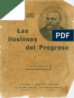 Las ilusiones del progreso - Georges Sorel.pdf