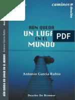 Aún queda un lugar en el mundo (2a. ed.) - Antonio GARCÍA RUBIO.pdf