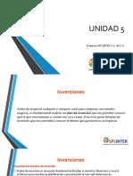 Presentacion Unidad 5