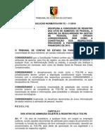 (RESOLUÇÃO RN 11-2010 Registro de atos - jurisdicionados.doc).pdf