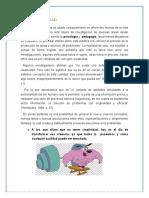 CREATIVIDAD Y TOMA DE DESICIONES