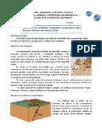 [PDF] 5° BASICO - LOS RIESGOS NATURALES.docx