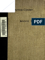 Annie Besant - In The Outer Court