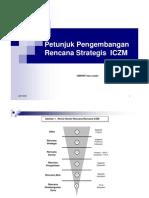 Petunjuk Penyusunan Rencana Strategis