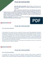SFSM 5.3 Tratamientos en Las Pilas de Lixiviacion