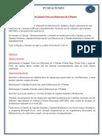 Proyecto de Fundaciones (2do Parcial)