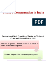 Victim's Compensation in India.pptx