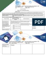 Guía de actividades y rubirca de evaluación Unidad 1 Fase  1 -Conceptualización teórica