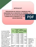 PRESUNCION DE VENTAS.ppt